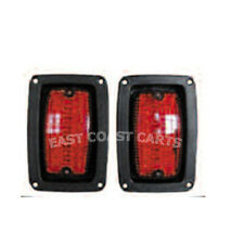 Yamaha G14-G22 Golf Cart LED Tail Light Kit, 2 LED 3 WireTaillights