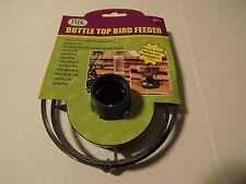 Bottle Top Bird Feeder >>> Wild Bird feeder >>> Uses a Recycled Drink Bottle!
