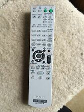 SONY RM-AAU002 REMOTE CONTROL STRK670P, HTDDW670T, SMT9065, 147914811, HTSS600