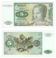 1970 Rep. FEDERALE TEDESCA 5 marchi tedeschi banconota-P.30a - unc.