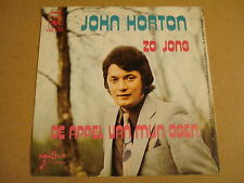 45T SINGLE / JOHN HORTON - ZO JONG