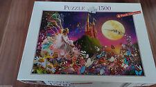 Puzzles & Geduldspiele aus Papier mit Fantasy-Thema