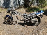 kawasaki ex 500a wrecking all parts available  (this action is for one bolt only