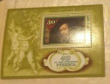 1977, Russia, USSR, 4577, MNH, Souvenir Sheet