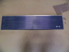 """SUB-ZERO used #7007308 6LG4811 48""""x11"""" top louvered grill 600 series retail $329"""