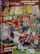 "ALBUM PANINI. ""LIGA 2016-17"" -@- COMPLETE COLLECTION (S-ESP-566-02)"