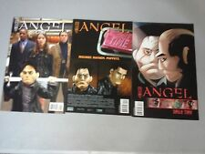 IDW ANGEL SMILE TIME VARIANT COVERS 1 THRU 3 LOT!