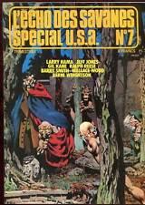 L'ECHO DES SAVANES SPECIAL USA N°7. 1978.