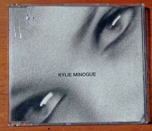 KYLIE MINOGUE..CONFIDE IN ME picture disc cd single