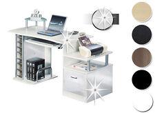 SixBros. Computertisch PC-Tisch Computerschreibtisch Schreibtisch Farbwahl