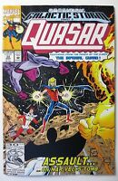 Quasar #32 (Mar 1992, Marvel) 1st Appearance of Korath the Pursuer