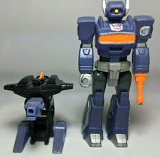 Hasbro Transformers G1 Actionmaster SHOCKWAVE & FISTFIGHT