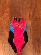 Puma Badeanzug Sportbadeanzug Mädchen Größe 176