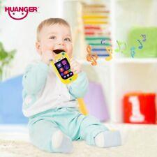 Rattles Mobile Phone Kids Toys Baby Hand Shake Bell Ring  +6M Development Toys