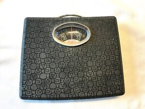 MCM Borg Pebble Cobble Pattern Bathroom Weight Scale