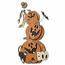 Heaven Sends Halloween Pumpkin Freestanding Decoration - Trick or Treating