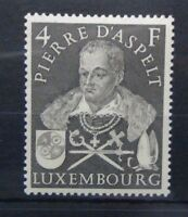 Luxembourg 1953 Seventh Birth Centenary of Pierre D'Aspelt set MNH