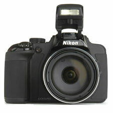 Nikon COOLPIX P600 16.1 MP Digital Camera with 60x Zoom NIKKOR Lens (Black)