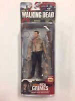 The Walking Dead Tv Series 4 Exclusive Rick Grimes Figure McFarlane 2013