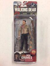 The Walking Dead TV Série 4 exclusif Rick Grimes Figurine McFarlane 2013