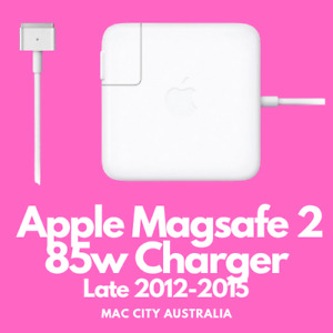 """Genuine Apple 85W MagSafe 2 Charger Power Adapter MacBook Air Pro Retina 13"""" 15"""""""
