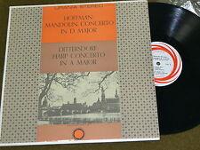 Hoffman: Mandolin Concerto in D Maj. - Urania - US 57110 (Stereo) - EX/EX