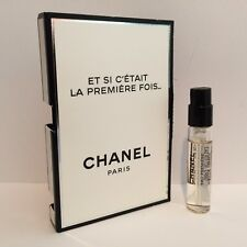 Chanel eau Premiere parfum sample 2ml