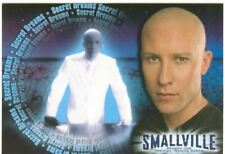 Smallville Season 1 Secret Dreams Chase Card BL-2