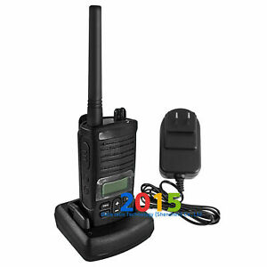 RDM2070D Refurbish For Motorola  Walmart VHF 7Channels 2Way Radio With Charger