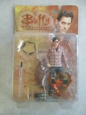 BUFFY THE VAMPIRE SLAYER CHOSEN XANDER ACTION FIGURE MOC DIAMOND SELECT TOY 2006