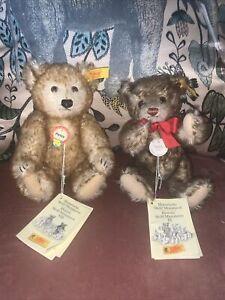 steiff bears limited edition Bundle