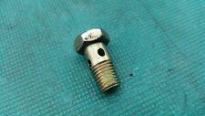 APRILIA RSV 1000 R fuel pump bored screw vis percée AP8106443
