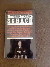 Tartakower: Das Entfesselte Schach; Edition Olms; Leather bound Hardcover