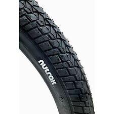 Nutrak 20 X 2.0 Inch BMX Freestyle Tread Cycle Tyre - Skinwall Black