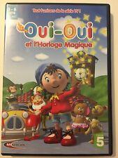😍 jeu video pc dvd cd rom neuf fr oui-oui et l'horloge magique