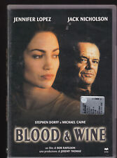PLTS blood and wine DVD D340007