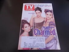 Charmed, Alyssa Milano, Shannen Doherty - TV Guide Magazine 1998