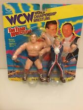 Wcw / Wwf Mega Rare Blue Bloods Figures 1994 Must See Wow!!