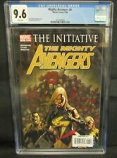 Mighty Avengers #6 92008) Frank Cho Ms. Marvel Cover CGC 9.6 Z123