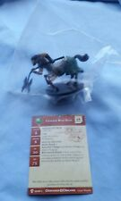 Centaur War Hulk 15/60 D&D Miniature Pathfinder Sealed Rare Stat Card Wizards