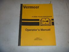 vermeer trencher products for sale | eBay