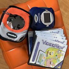 VideoNow Player Hasbro mit Tasche inkl. 11 Discs in OVP! Voll funktionstüchtig!