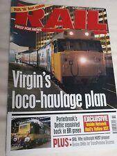 Rail Magazine no 469, Sept 3rd-16th, 2003.
