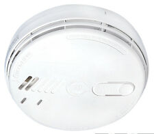 Aico EI141RC Smoke Alarm with battery back up and base