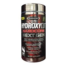 MUSCLETECH Hydroxycut Hardcore Next GEN 100ct - Yohimbe Free !!