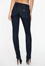 """Miss Sixty £ 136 """"Magic Push Up"""" Jeans Attillati Blu Ltd Edition Taglia 6-8 ff16"""