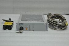 ANRITSU DISPLACEMENT KL2300A + LASER SENSOR HEAD KL1301BMBH & extension cable
