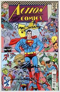 ACTION COMICS 1000 Signed Louise & Walt SImonson, Pat Gleason, Ordway, Tomasi