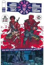 DIE ! DIE ! DIE ! #1 NEW ROBERT KIRKMAN BOOK IMAGE THANK YOU VARIANT