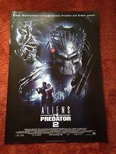 Aliens vs Predator 2 Kinoplakat Poster A1, AVP